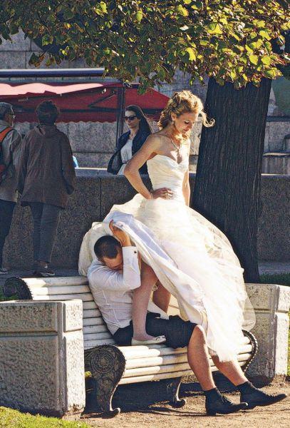 Funny Wedding Moments (62 Pics)